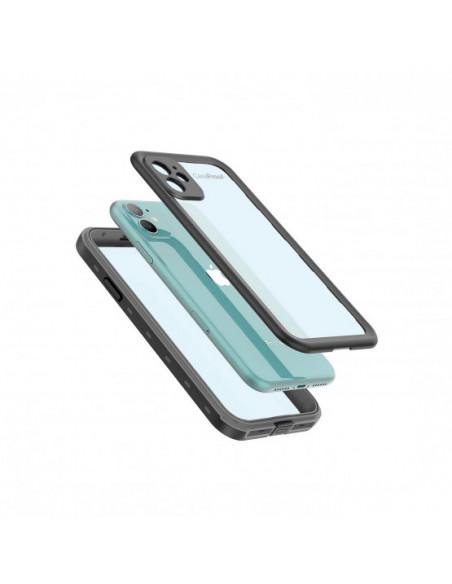 3 iPhone 11 - Funda resistente al agua y a los golpes - Serie WATERPROOF