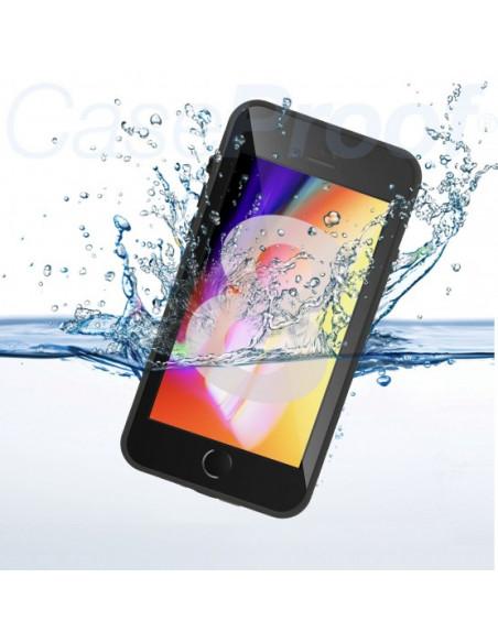 4 Funda impermeable y a prueba de golpes para iPhone 8/7/SE(2020) - Serie WATERPROOF