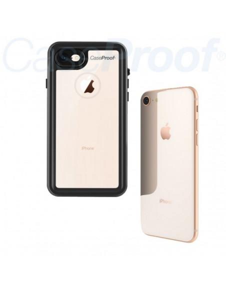 9 Funda impermeable y a prueba de golpes para iPhone 8/7/SE(2020) - Serie WATERPROOF
