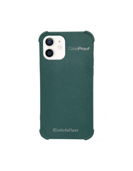 1 iPhone11 - Funda Biodegradable Caqui Serie BIO