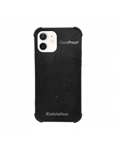 1 iPhone 11 - Funda Biodegradable Negra Serie BIO