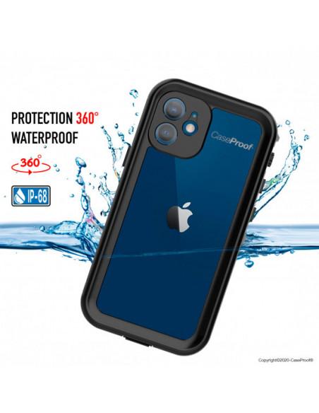 5 iPhone 12 - Funda resistente al agua y a los golpes
