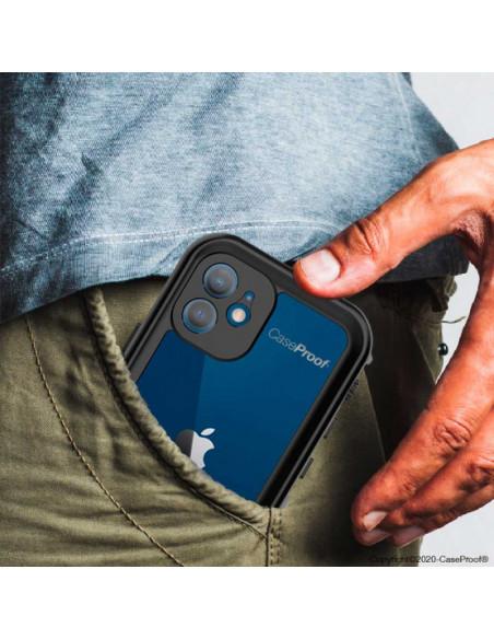 8 iPhone 12 - Funda resistente al agua y a los golpes