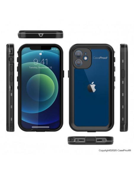 9 iPhone 12 - Funda resistente al agua y a los golpes