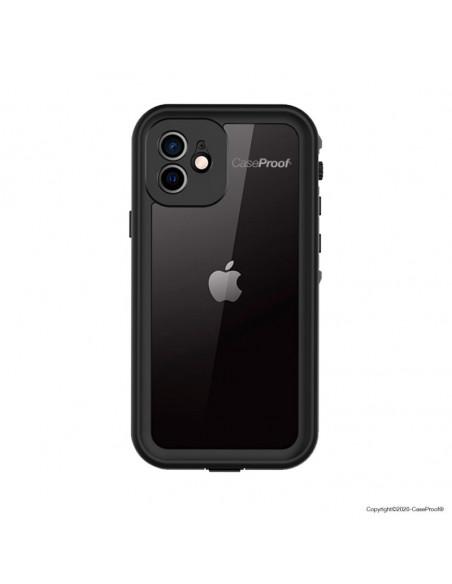 1 iPhone 12 Mini - Funda resistente al agua y a los golpes