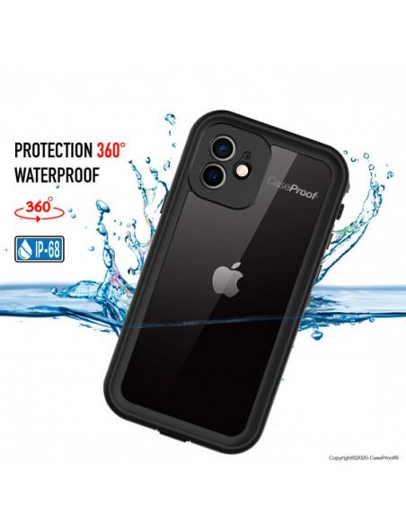 4 iPhone 12 Mini - Funda resistente al agua y a los golpes