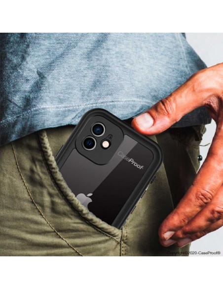 8 iPhone 12 Mini - Funda resistente al agua y a los golpes