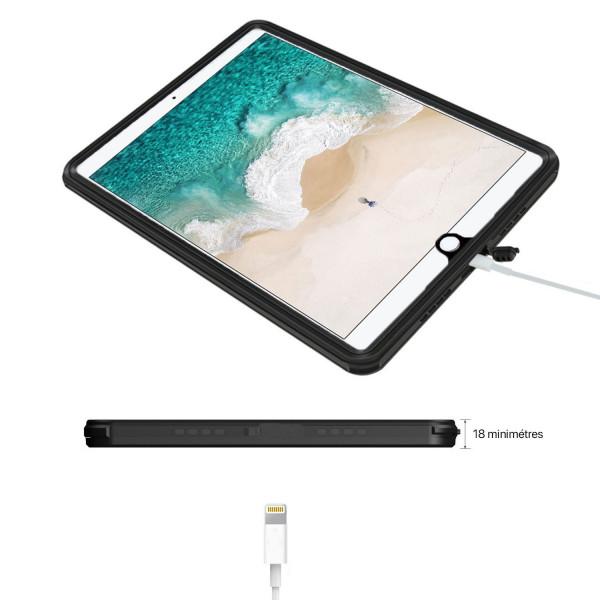 """1 iPad 9,7"""" 2018 /2017 - Funda resistente al agua y a los golpes"""