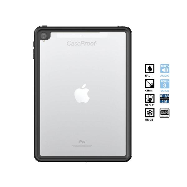"""6 iPad 9,7"""" 2018 /2017 - Funda resistente al agua y a los golpes"""