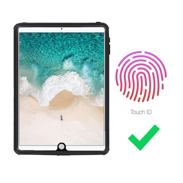 """7 iPad 9,7"""" 2018 /2017 - Funda resistente al agua y a los golpes"""