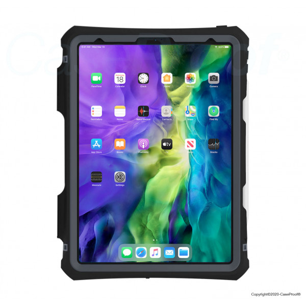 1 iPad Pro 11-2020- Funda resistente al agua y a los golpes