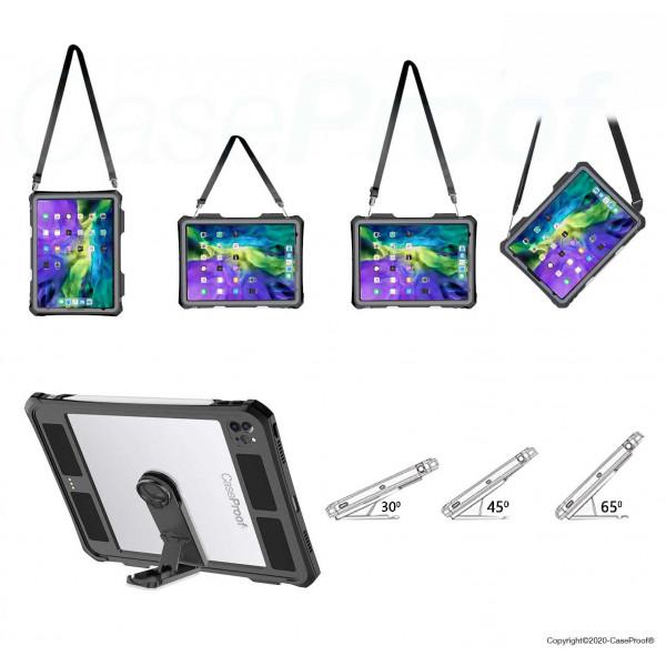3 iPad Pro 11-2020- Funda resistente al agua y a los golpes