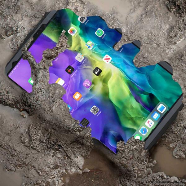 6 iPad Pro 11-2020- Funda resistente al agua y a los golpes