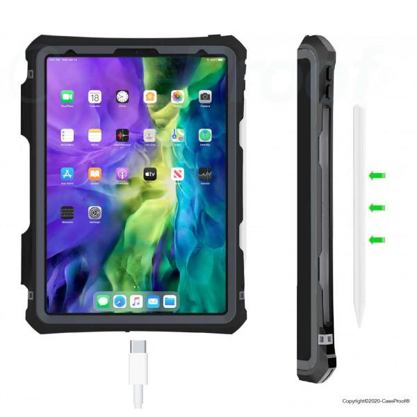 9 iPad Pro 11-2020- Funda resistente al agua y a los golpes