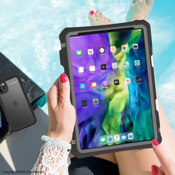 11 iPad Pro 11-2020- Funda resistente al agua y a los golpes