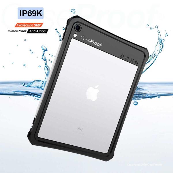 4 iPad Mini 4/5 - Funda resistente al agua y a los golpes