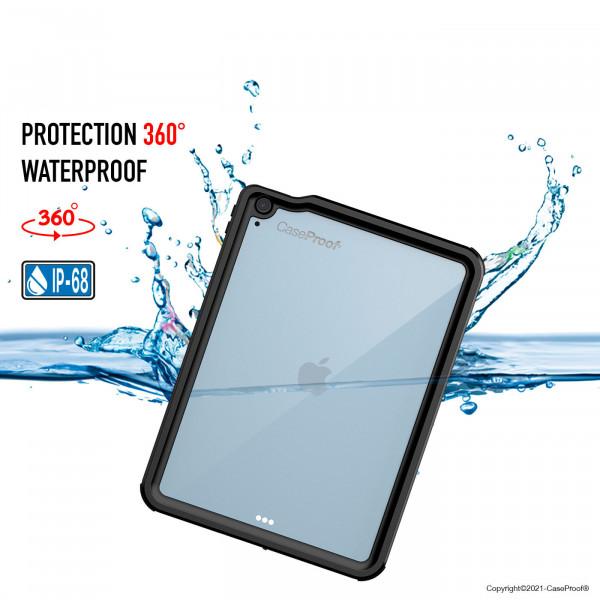3 Funda impermeable y resistente a los golpes para el iPad Air 4