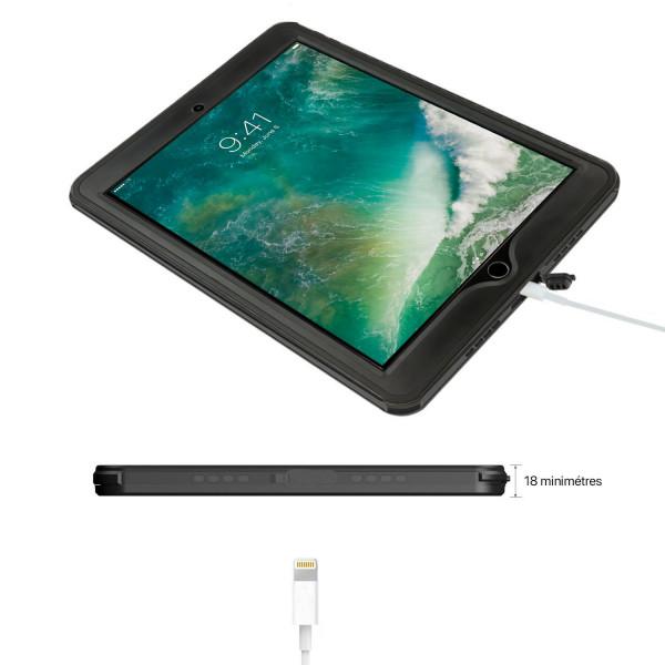 3 iPad Pro 10.5 - Funda resistente al agua y a los golpes