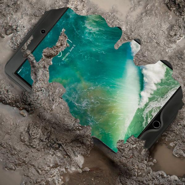 6 iPad Pro 10.5 - Funda resistente al agua y a los golpes