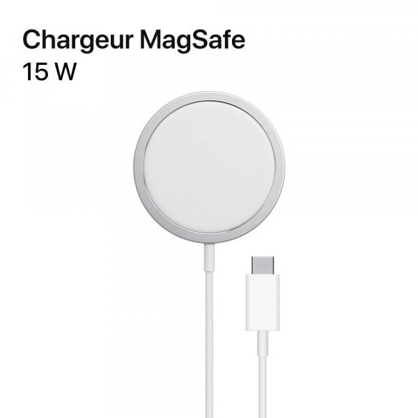 5 Cargador de inducción MagSafe
