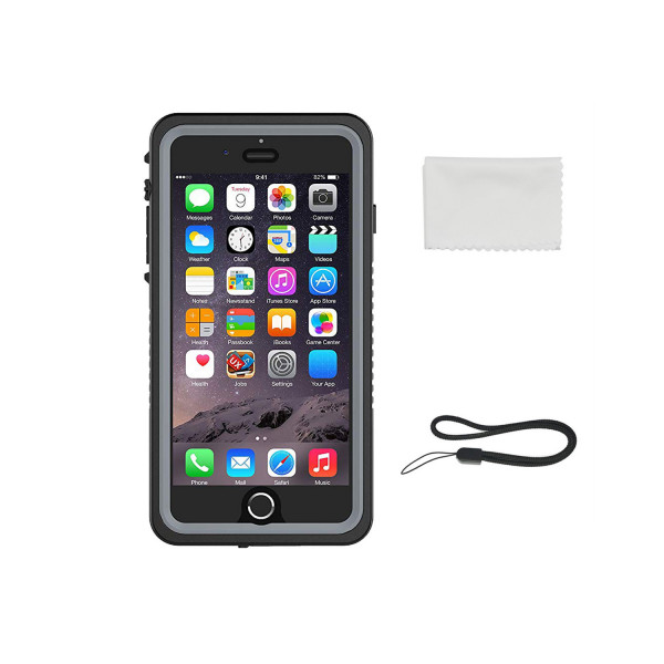 3 iPhone 6/6s - Funda resistente al agua y a los golpes