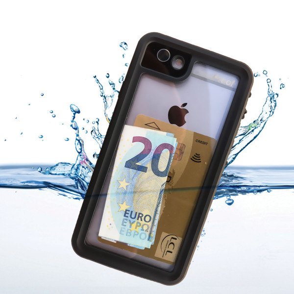 7 iPhone 6/6s - Funda resistente al agua y a los golpes