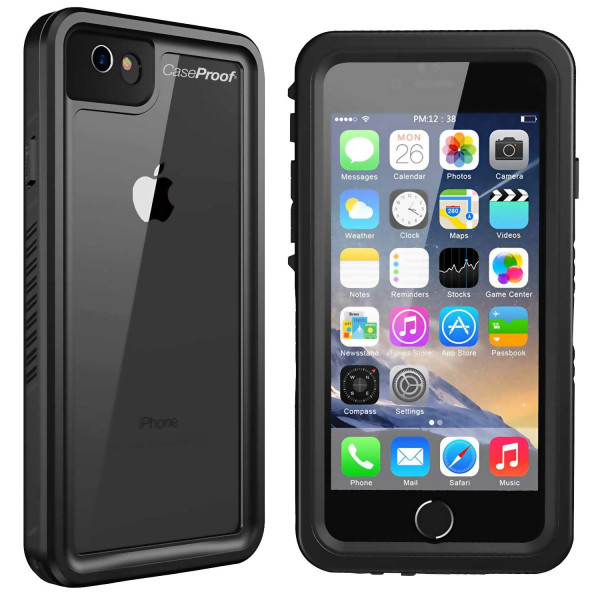 8 iPhone 6/6s - Funda resistente al agua y a los golpes