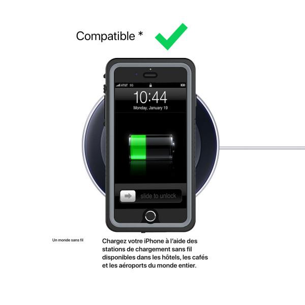 9 iPhone 6/6s - Funda resistente al agua y a los golpes