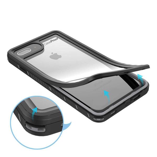 10 iPhone 6/6s - Funda resistente al agua y a los golpes