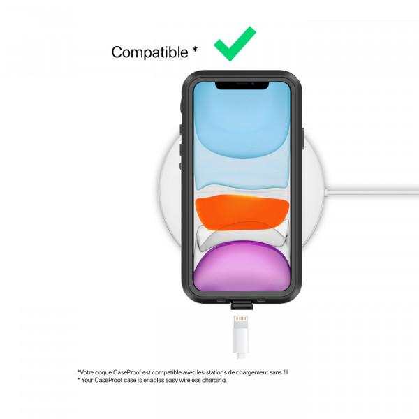 7 iPhone 11 Pro Max - Funda resistente al agua y a los golpes