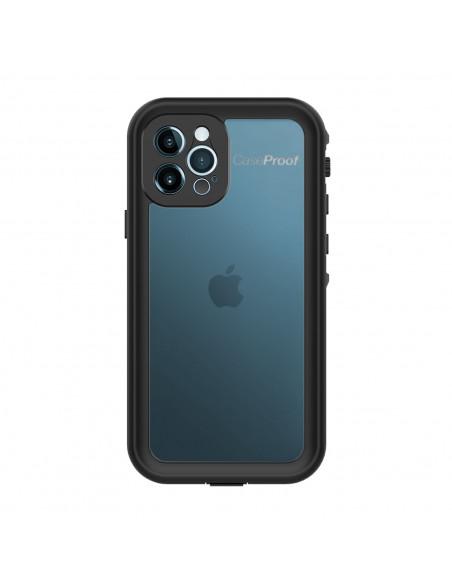 1 iPhone 12 Pro - Funda resistente al agua y a los golpes