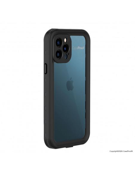 2 iPhone 12 Pro - Funda resistente al agua y a los golpes