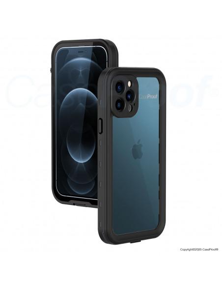 3 iPhone 12 Pro - Funda resistente al agua y a los golpes