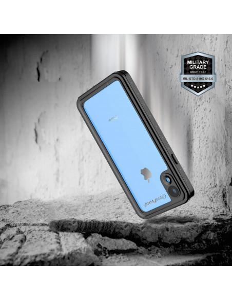 6 iPhone Xr - Funda resistente al agua y a los golpes