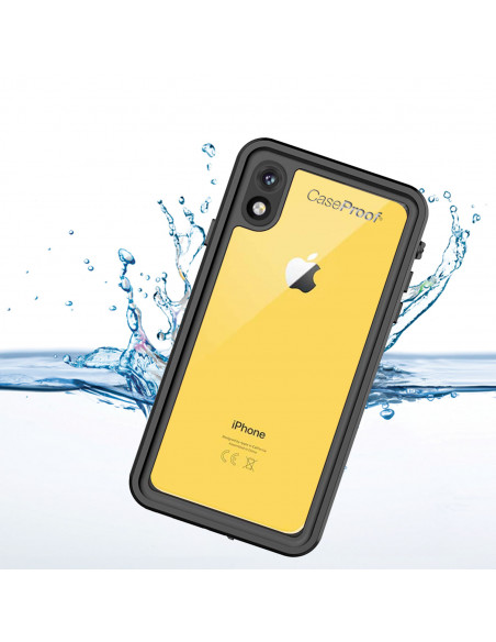 7 iPhone Xr - Funda resistente al agua y a los golpes