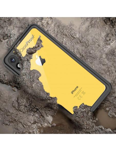 8 iPhone Xr - Funda resistente al agua y a los golpes
