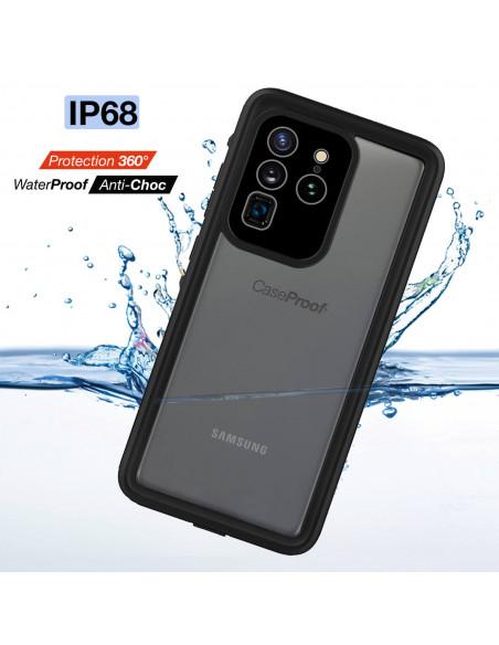 3 Samsung Galaxy S20 Ultra - Funda resistente al agua y a los golpes
