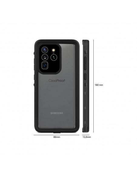 4 Samsung Galaxy S20 Ultra - Funda resistente al agua y a los golpes