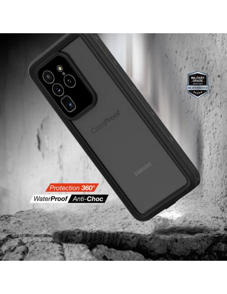 5 Samsung Galaxy S20 Ultra - Funda resistente al agua y a los golpes