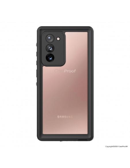3 Samsung Galaxy Note 20 - Funda resistente al agua y a los golpes