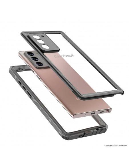 6 Samsung Galaxy Note 20 - Funda resistente al agua y a los golpes