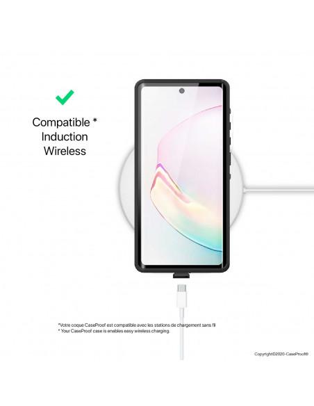 7 Samsung Galaxy Note 20 - Funda resistente al agua y a los golpes