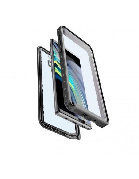 3 Samsung Galaxy Note 9 - Funda resistente al agua y a los golpes