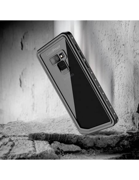 6 Samsung Galaxy Note 9 - Funda resistente al agua y a los golpes