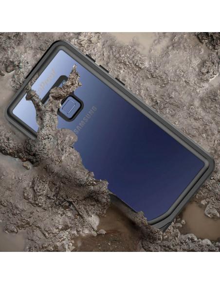8 Samsung Galaxy Note 9 - Funda resistente al agua y a los golpes