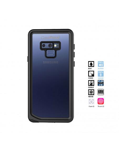 9 Samsung Galaxy Note 9 - Funda resistente al agua y a los golpes