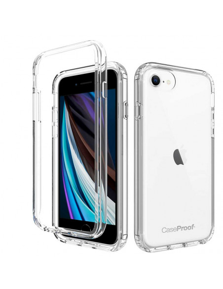 1 iPhone 7-8-SE 2020 - 360 grado Shockproof