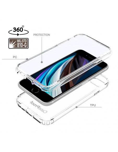 5 iPhone 7-8-SE 2020 - 360 grado Shockproof