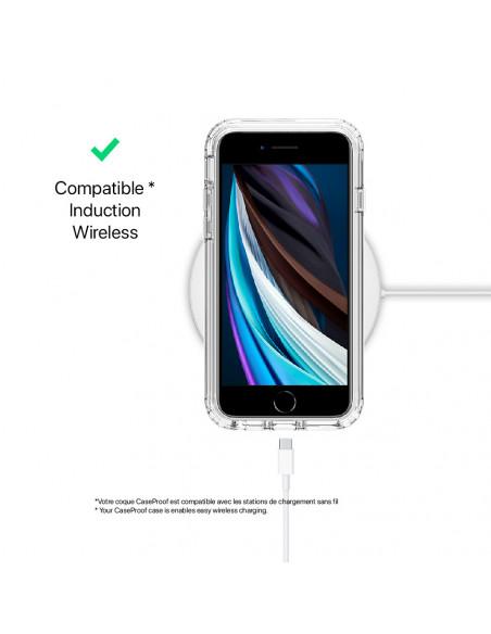 6 iPhone 7-8-SE 2020 - 360 grado Shockproof