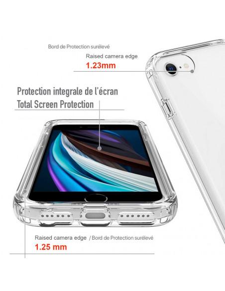 7 iPhone 7-8-SE 2020 - 360 grado Shockproof